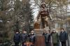 В Екатеринбурге открыли памятник военным контрразведчикам