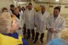Воробьев открыл высокотехнологичный птичник в Наро-Фоминском городском округе