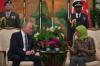 Конфи из семги и говяжья щечка. Назван список угощений для Путина от президента Сингапура