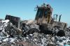 Омское предприятие не обустроило полигон ТКО, куда свозило мусор