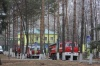 В Оренбуржье загорелся центр «Город детства»