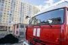 В Оренбуржье автоледи погибла, врезавшись в пожарную машину