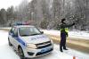 На трассах под Красноярском по-прежнему затруднено движение