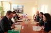 Мэр Красноярска встретился с послом Франции