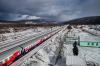 Красноярский поезд здоровья отметит день рождения в командировке