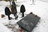 В Красноярске установили мемориальную доску директору судостроительного завода