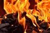 Девочка погибла при пожаре в Омске