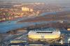 На «Ростов Арена» во время матча с ЦСКА произошел пожар