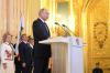 Путин вручил премии за достижения в сферах правозащиты и благотворительности