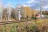 Поезд с рудой сошел с рельсов в Кировской области