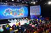 Путин на открытом уроке пообщался с участниками конкурса «Мой первый бизнес»