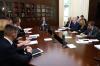 Воробьев провел совещание в областном правительстве
