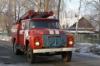 Пожарным удалось потушить фуру со школьными автобусами на трассе в Кузбассе