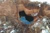Утечка нефти из подземного трубопровода произошла в Оренбуржье