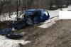 Большегруз съехал в кювет: на Ставрополье произошла смертельная авария с фурой и легковушкой