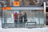 В Красноярске из-за мороза сошли с маршрутов автобусы и троллейбусы