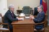 Александр Усс провел совещание с новым главой Енисейска