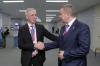 Губернатор Сергей Морозов встретился с губернатором Сергеем Морозовым в Сочи