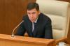 «На первом месте для нас – человек». Свердловский губернатор отчитался о работе за год