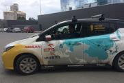 Покоритель Южного и Северного полюсов прибыл в Екатеринбург на электромобиле