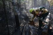 В Якутии победили самый сложный лесной пожар в стране