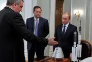 «Вместо затыкания пенсионной дыры 800 миллиардов рублей выбросили в космос»
