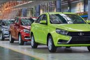 АвтоВАЗ в августе презентует новые модели автомобилей