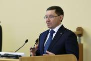 Владимиру Якушеву присвоили звание почетного гражданина Тюменской области