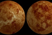 Венерой управляет гигантская стоячая волна в атмосфере