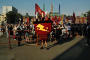 «Нужны массовые забастовки». Иркутяне вышли на митинг против повышения тарифов на электроэнергию