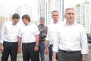 Планов громадье. Александр Моор посмотрел, как его бывшие заместители улучшают город