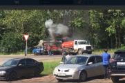 В Иваново пожар тушили фекалиями