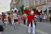 Улица Куйбышева станет пешеходной до конца лета в выходные дни