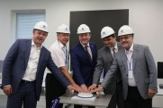 В Тольятти запущено новое производство аммиака