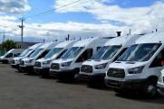 Коммерческие перевозчики Подмосковья закупили более 600 новых автобусов