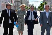 Рейтинг публичной активности ВИП-персон Самарской области. Июнь-2018