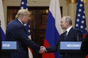 Смыслы недели: разлад в «Единой России», ТРАМПлин к миру и кубок мира имени Путина