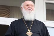 Патриарх Филарет: у России нет церковной собственности на Украине
