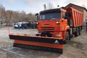 Уральские дорожники начали готовиться к зиме