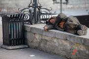 «Повод для гордости». В мэрии Екатеринбурга объяснили, почему бомжи на улицах уральской столицы – это хорошо