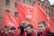 В Екатеринбурге противники повышения пенсионного возраста пройдут «Позорным полком»