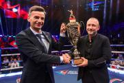 Глава РМК получил высшую награду за развитие бокса на Урале