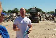 Вторая жизнь утиля. В Краснодаре показали новый мусороперерабатывающий завод
