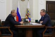 Ипотека, дороги и экология.  Путин расспросил Буркова о проблемах региона