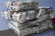 Более 25 тонн макулатуры собрали за год в Перми