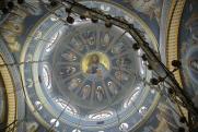 Митрополит Кирилл освятил храм Ново-Тихвинского монастыря