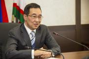Айсен Николаев вступил в должность главы Якутии