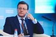 Дмитрий Азаров побеждает на выборах губернатора Самарской области