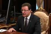 Самарский облизбирком признал Дмитрия Азарова победителем губернаторских выборов