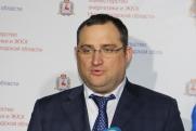 Глеб Никитин принял отставку и. о. замгубернатора Александра Байера